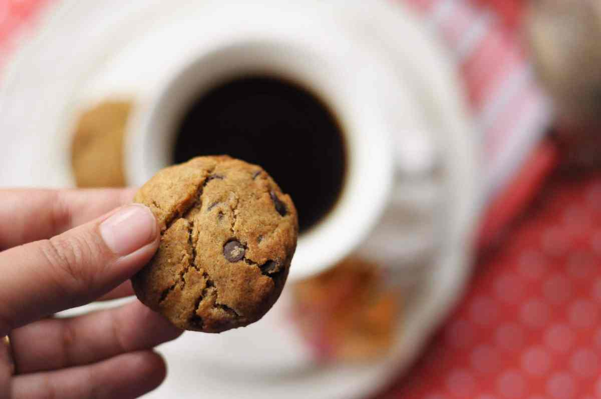 Ragi Chocochip Cookies